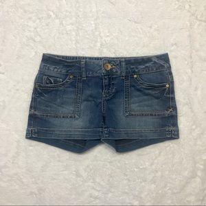 Guess• Jean Shorts